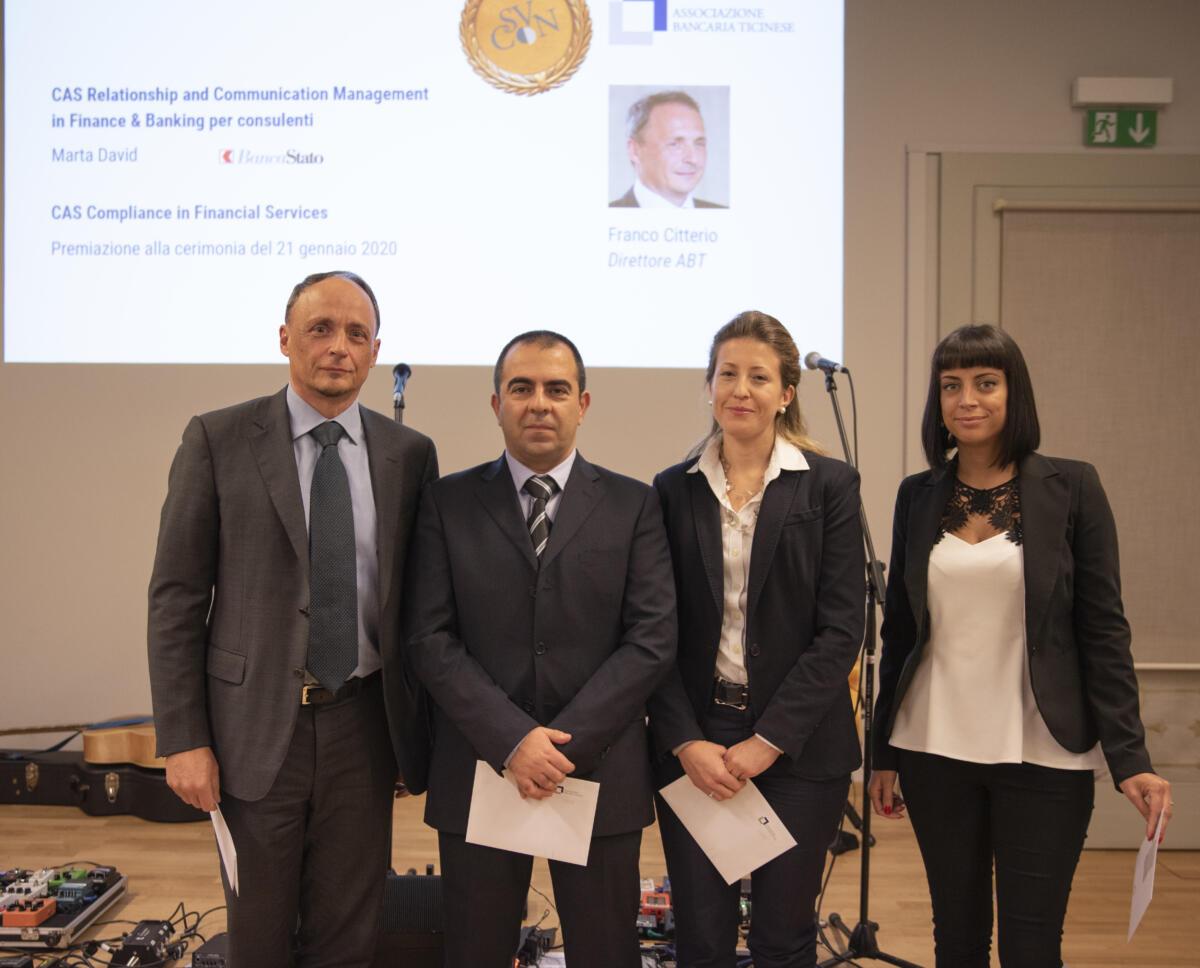 Foto migiori diplomati ABT 2019